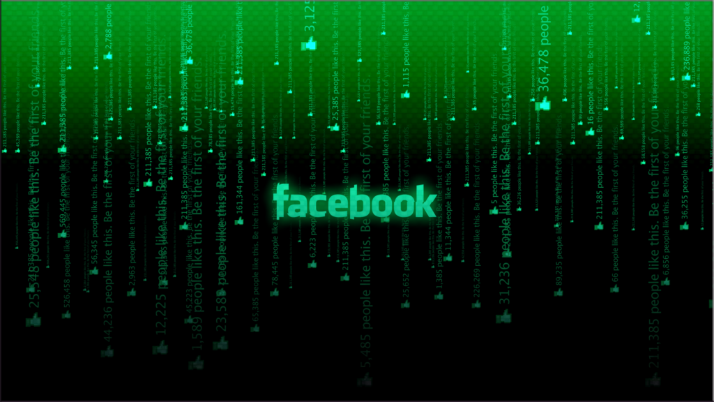 Facebook Full HD Wallpaper
