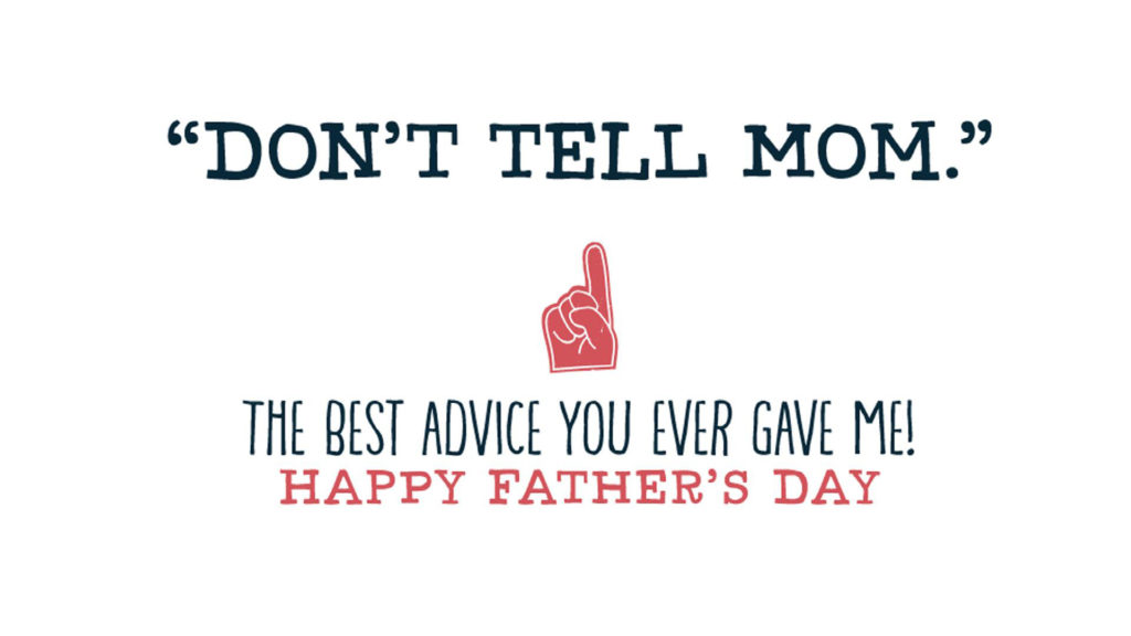 Father's Day Full HD Background