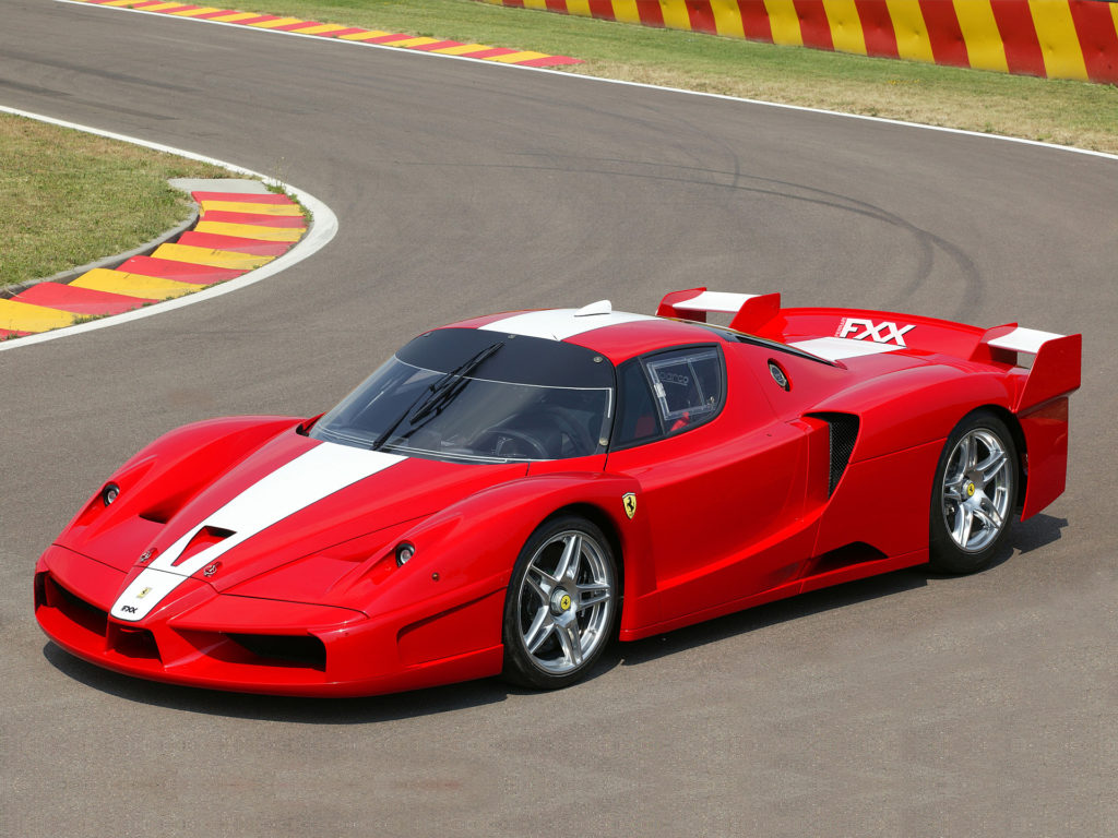 Ferrari FXX Wallpaper 1920x1440