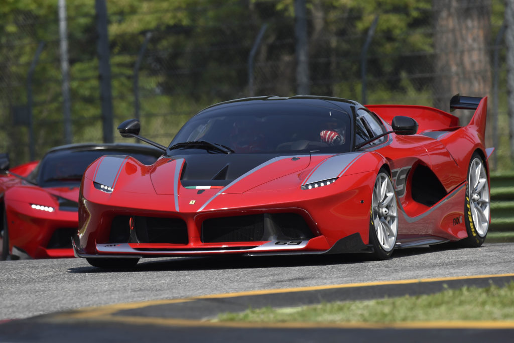 Ferrari FXX Wallpaper 4096x2730