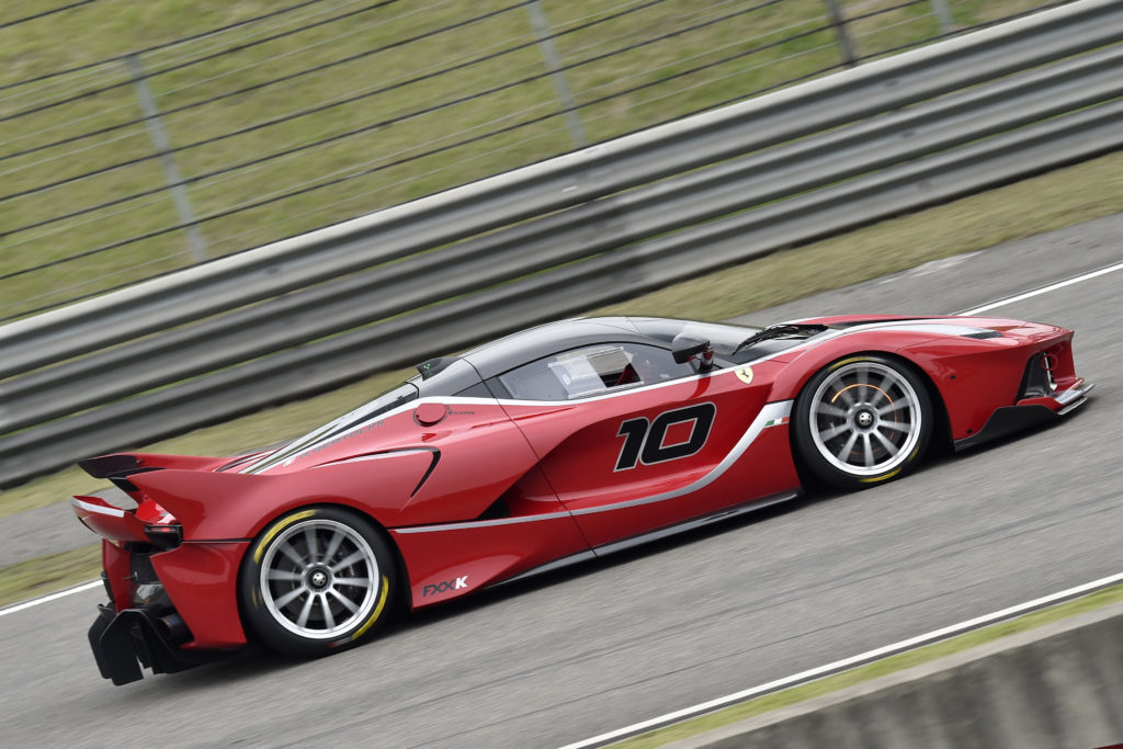 Ferrari FXX Wallpaper 3868x2579