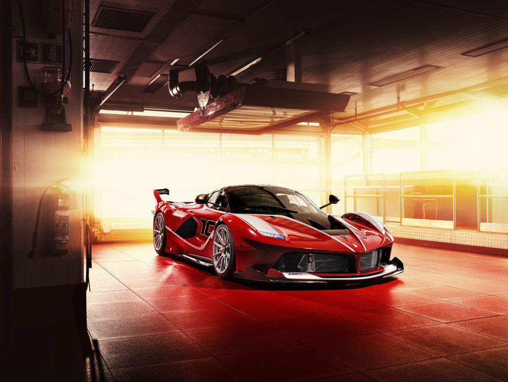 Ferrari FXX Wallpaper 4096x3078