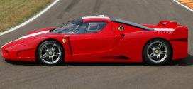 Ferrari FXX Wallpapers