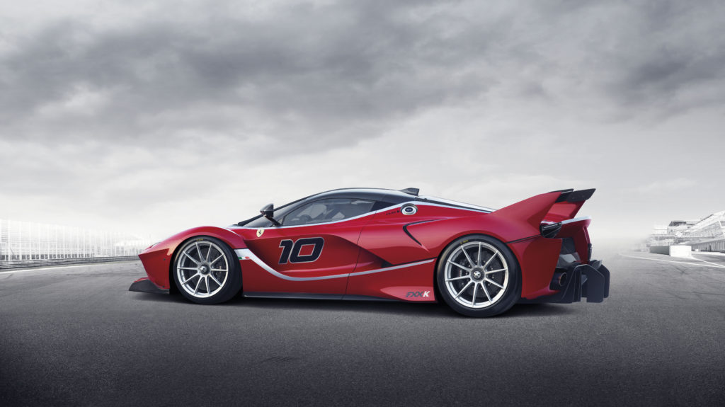 Ferrari FXX Wallpaper 3543x1990