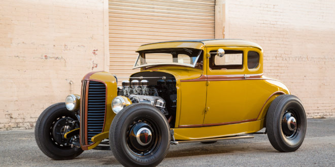Ford Coupe Wallpapers