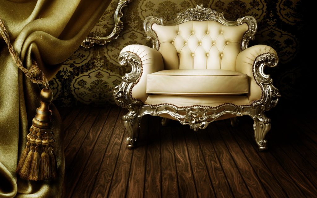 Furniture 4K Ultra HD Wallpaper