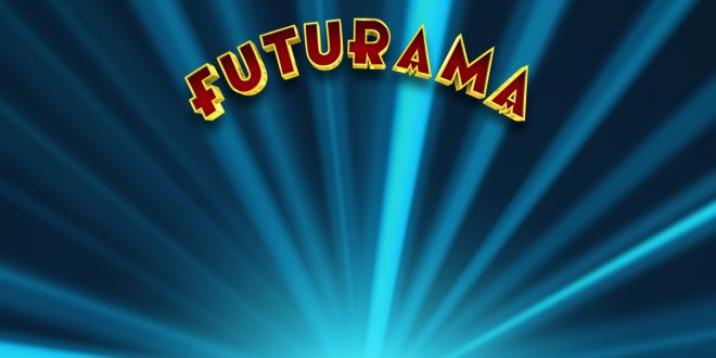 Futurama Backgrounds