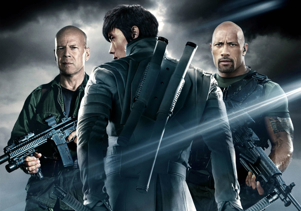 G.I. Joe: Retaliation Wallpaper