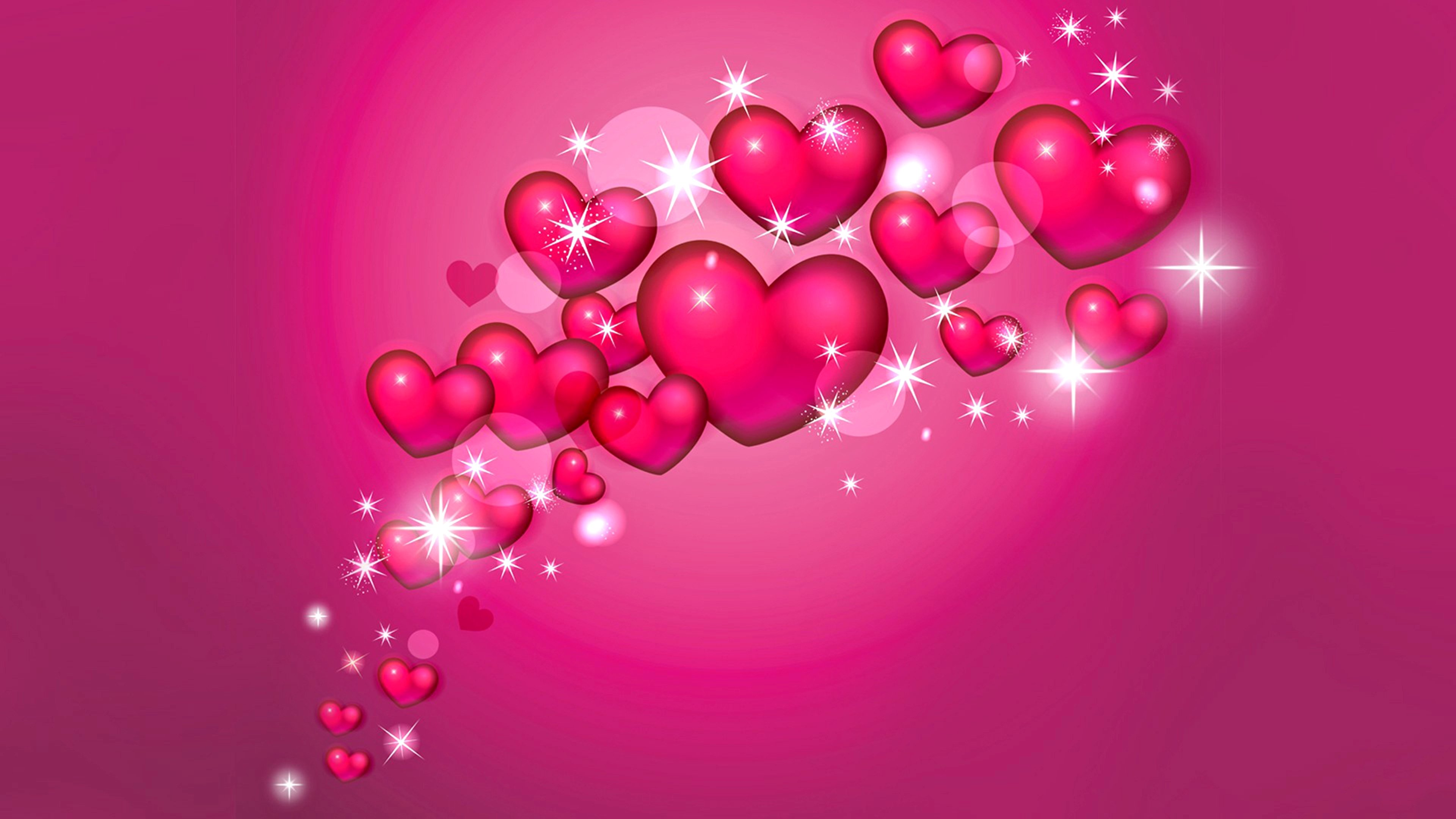 Love Wallpaper Uhd : Heart Wallpapers, Pictures, Images