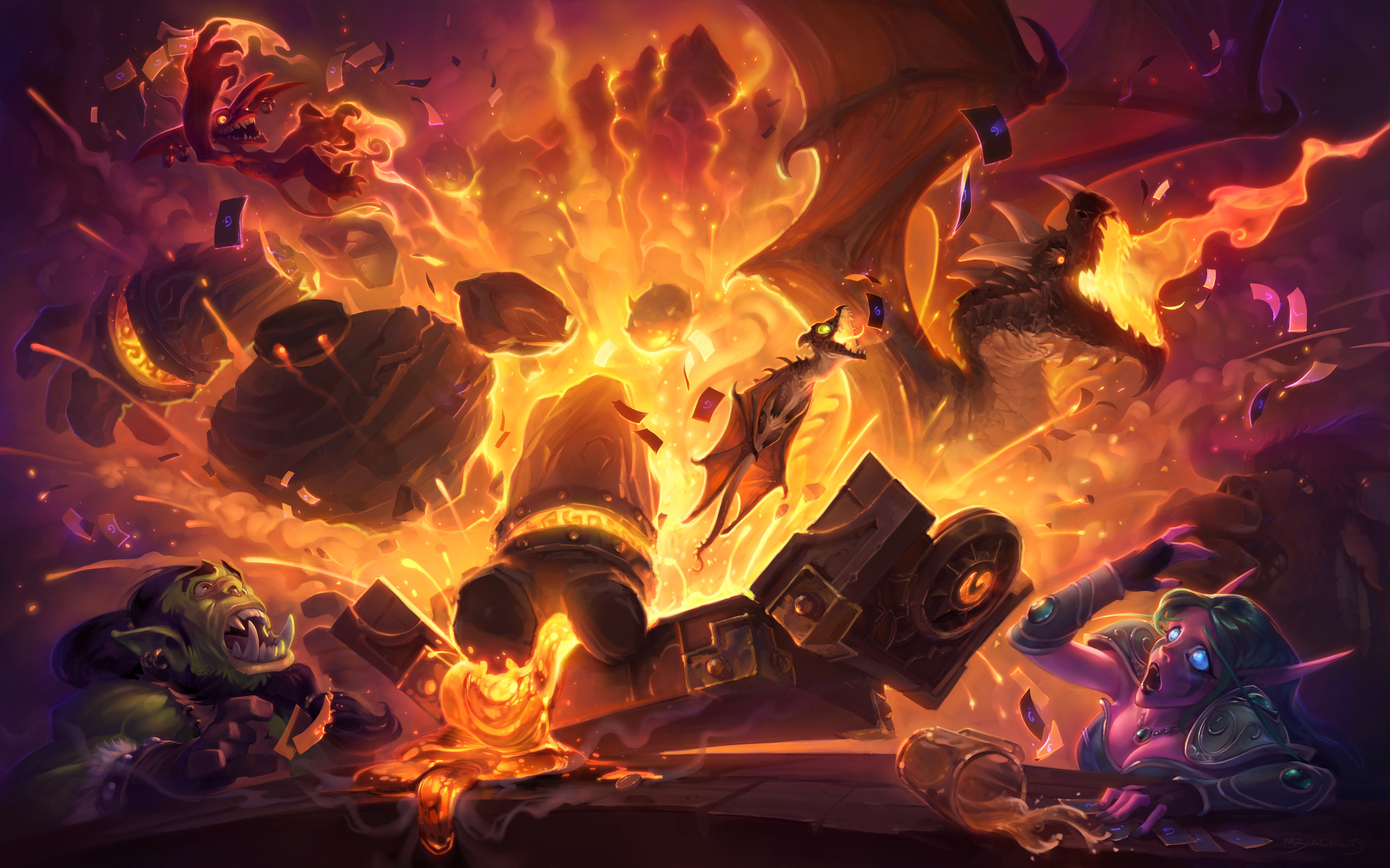 Hearthstone Heroes Of Warcraft Wallpapers Pictures Images