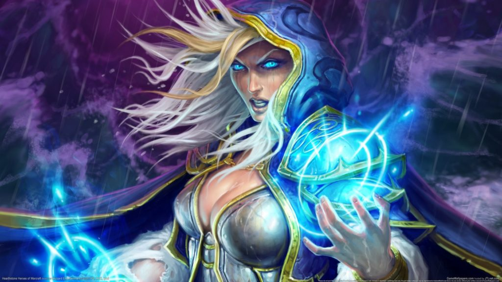 Hearthstone: Heroes Of Warcraft Full HD Wallpaper