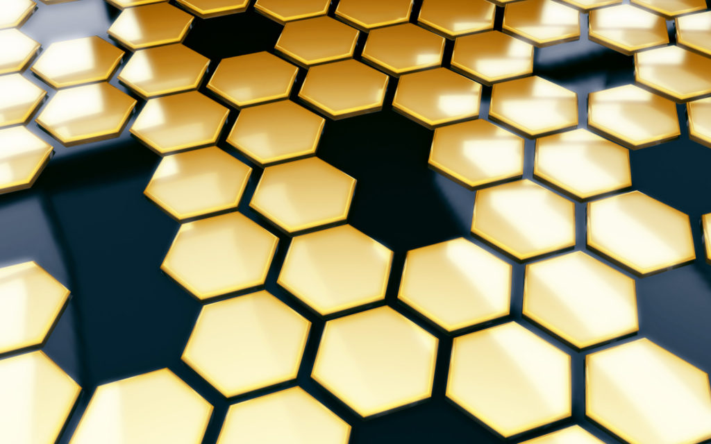 Hexagon Wallpaper