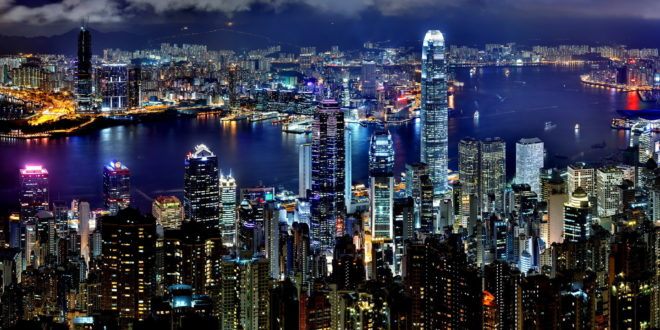 Hong Kong Backgrounds
