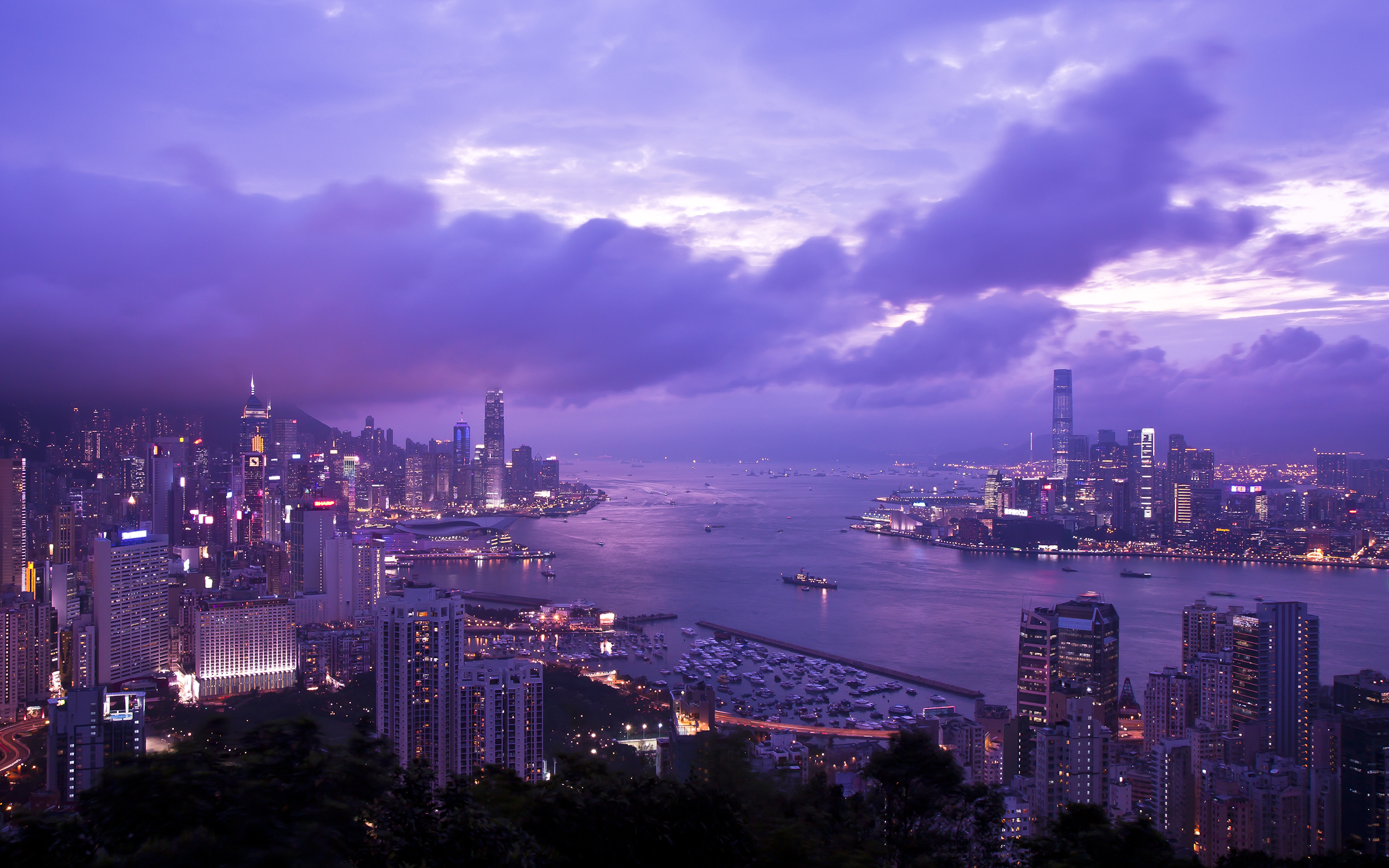 Hong Kong Backgrounds, Pictures, Images