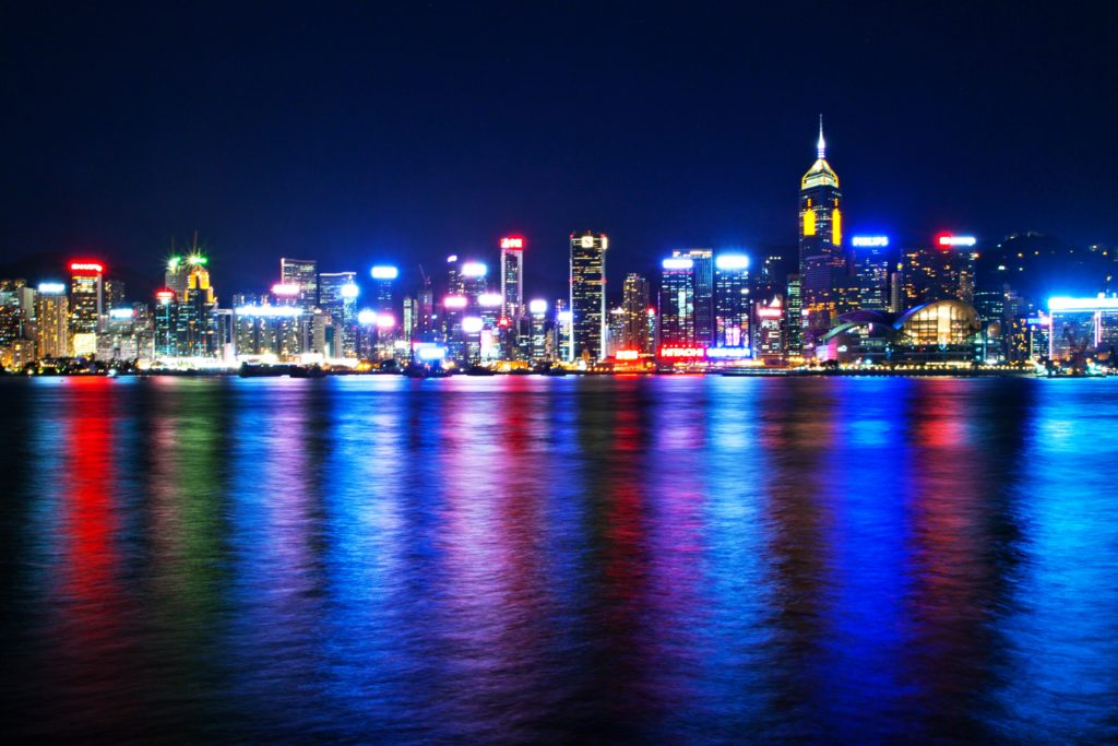 Hong Kong Background