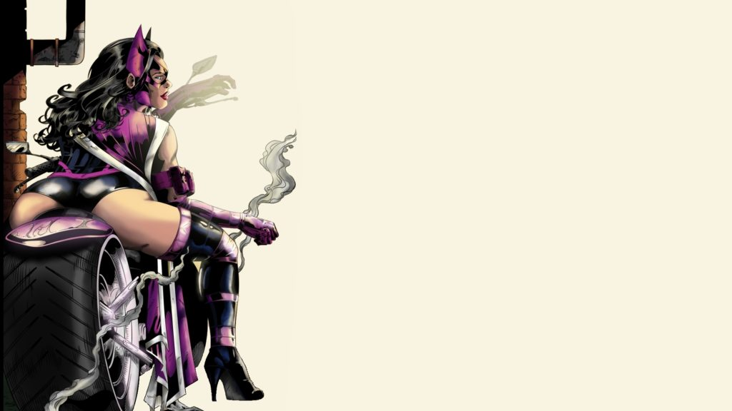 Huntress Wallpaper