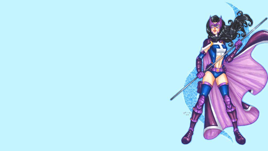 Huntress Wallpaper