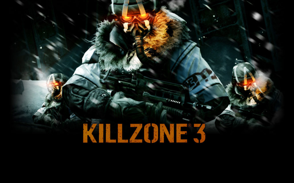 Killzone 3 Widescreen Wallpaper