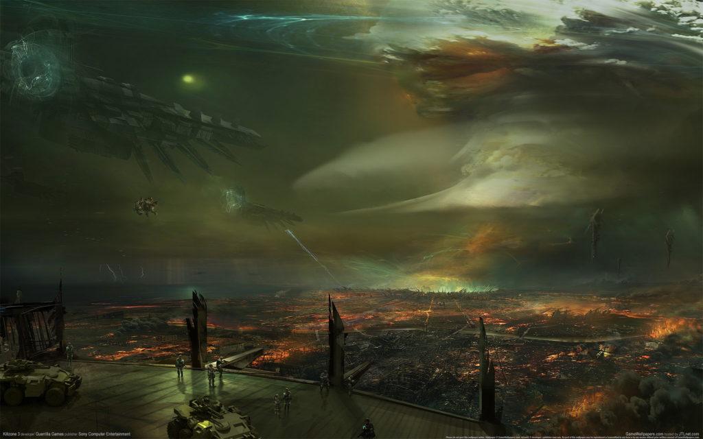 Killzone 3 Widescreen Wallpaper