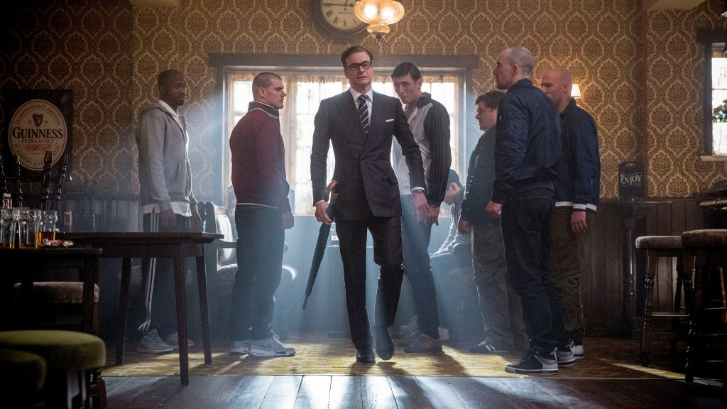 Kingsman: The Secret Service 4K UHD Wallpaper