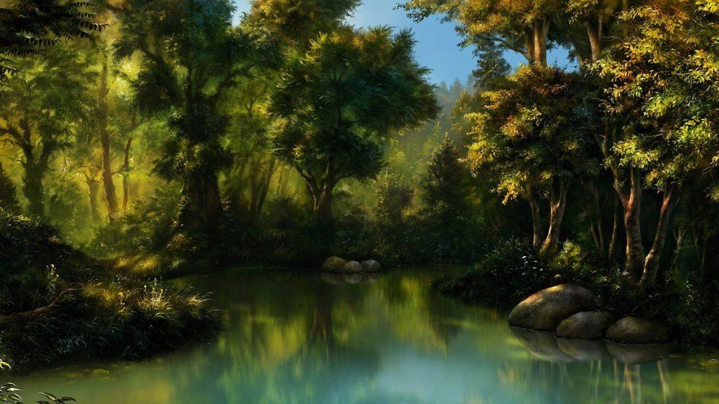 Landscape HD Wallpaper