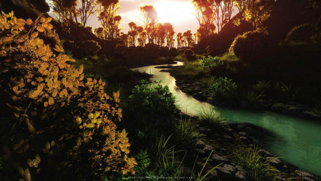 Landscape HD Full HD Wallpaper