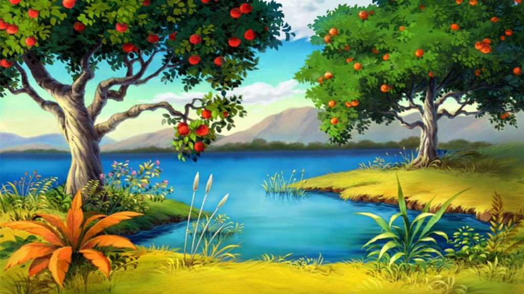 Landscape Widescreen Wallpaper