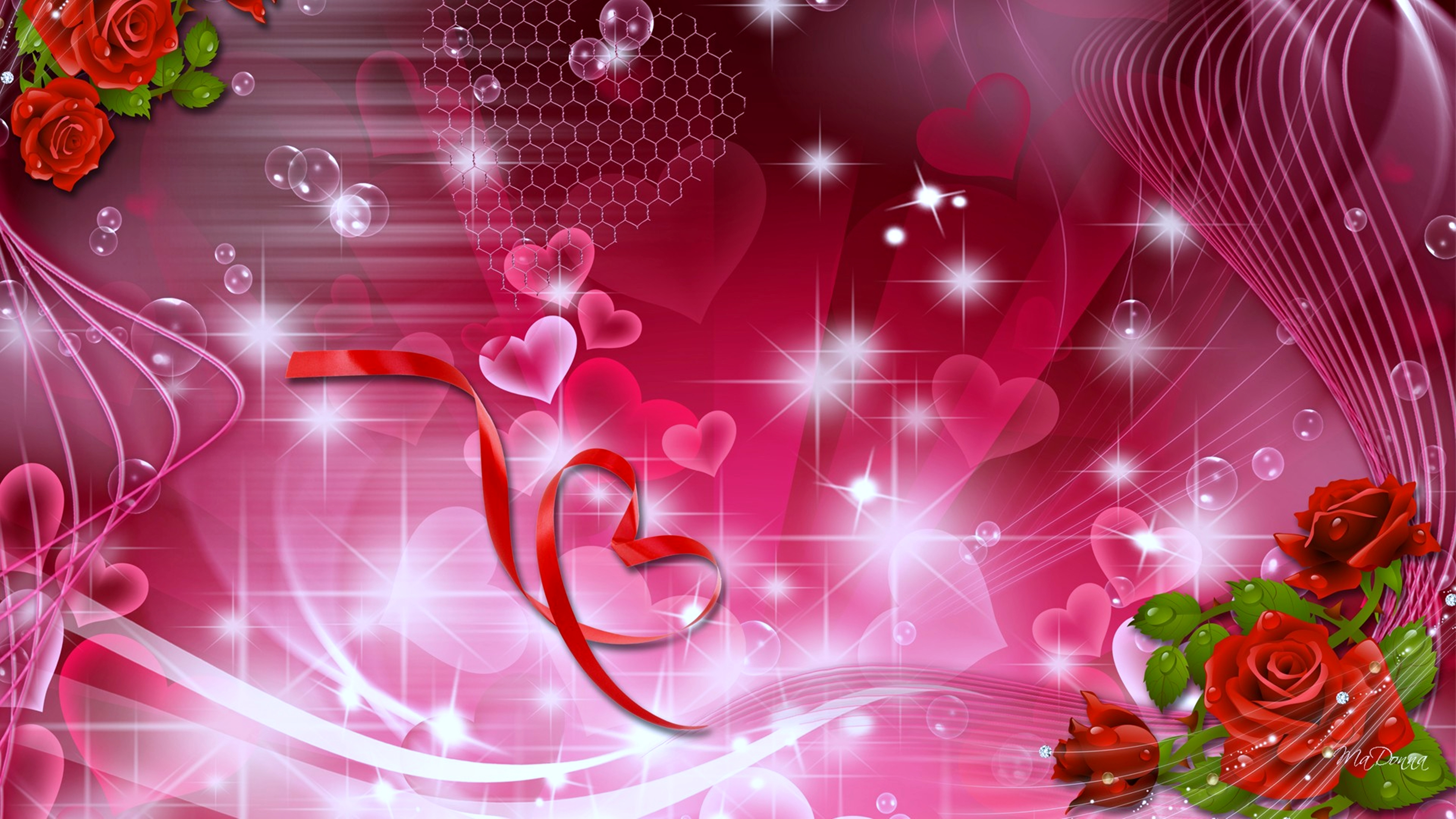 red and black love wallpapers - photo #42
