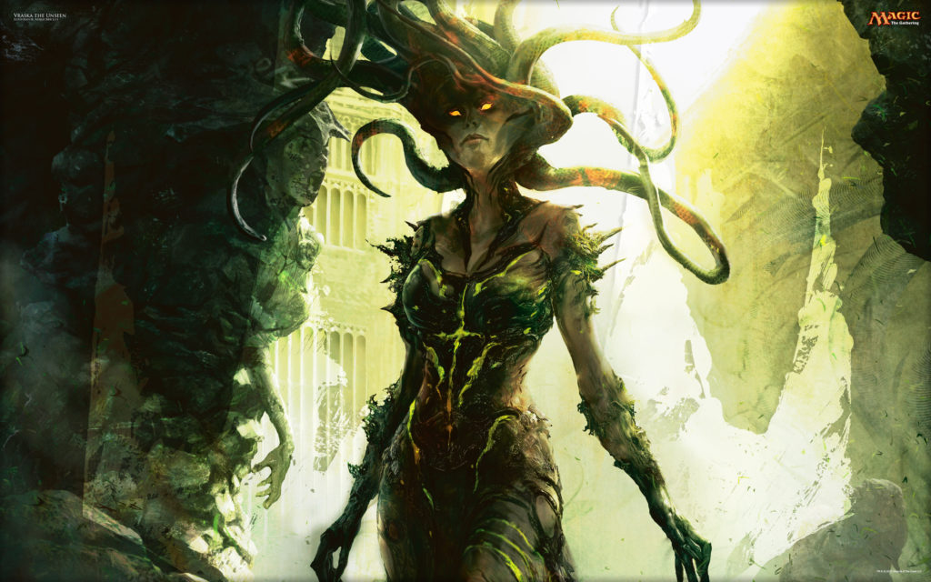 Magic: The Gathering HD Widescreen Wallpaper