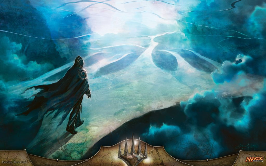 Magic: The Gathering HD Widescreen Background