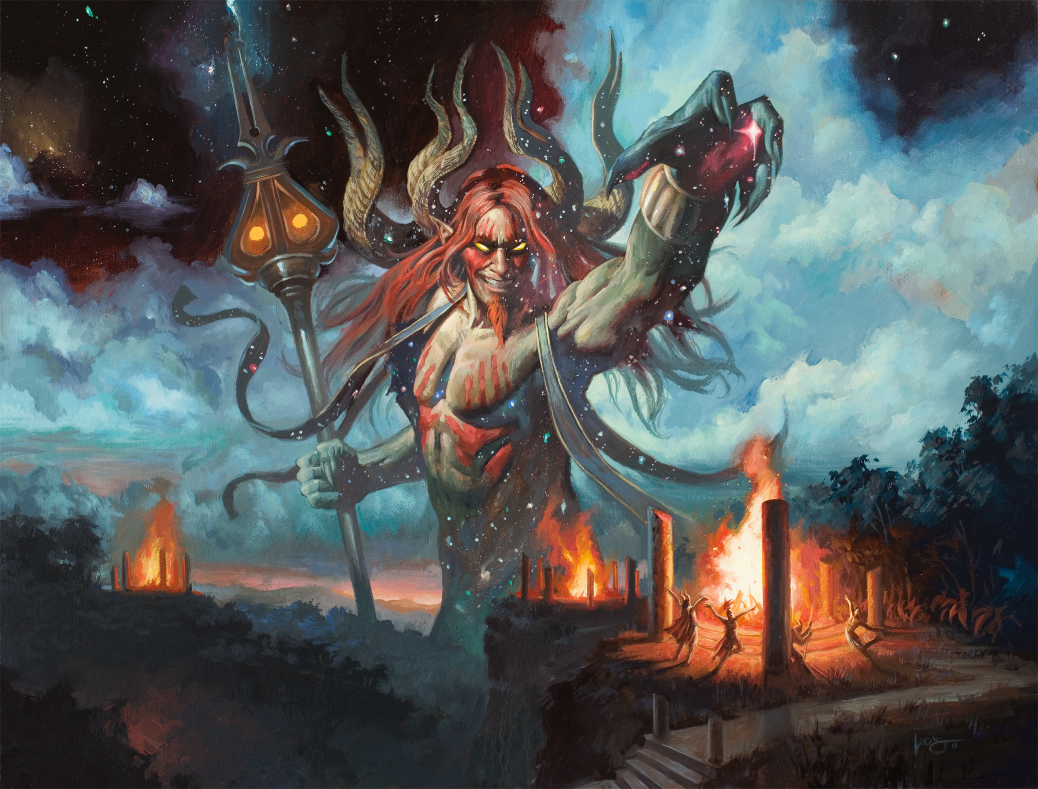 Magic: The Gathering HD Backgrounds, Pictures, Images