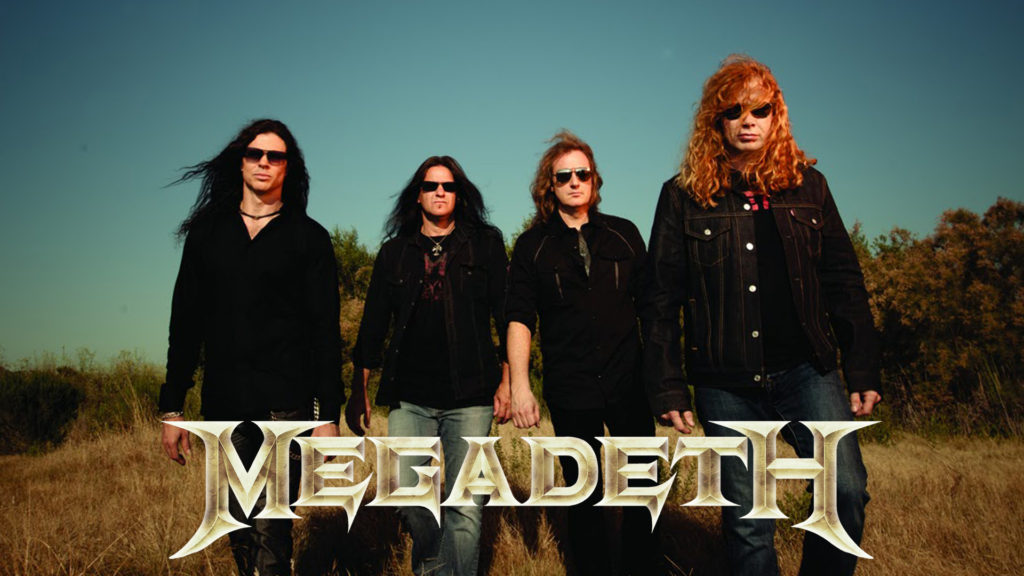 Megadeth Full HD Wallpaper