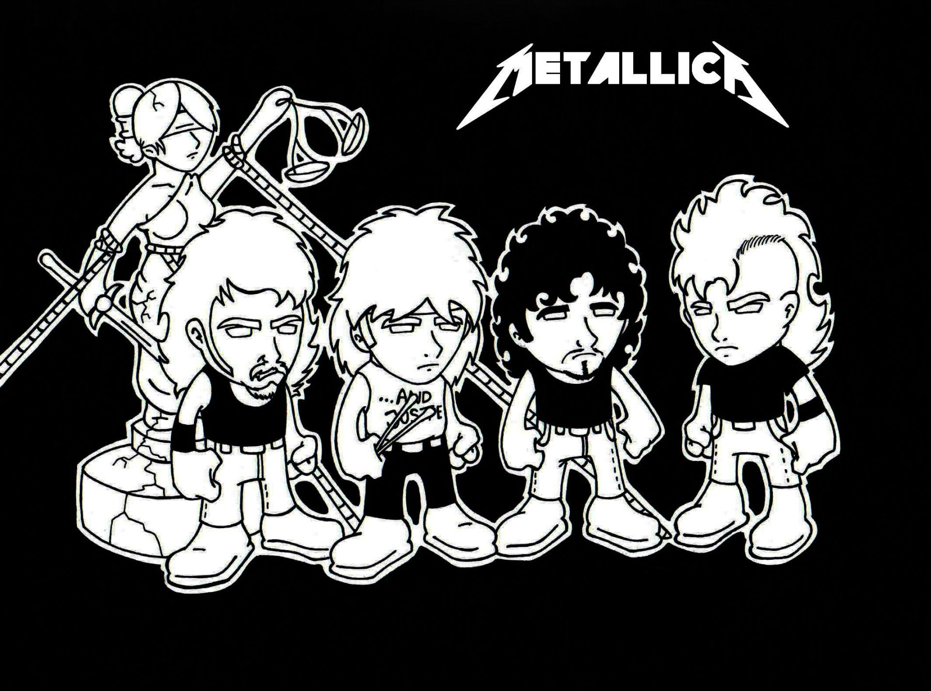 metallica wallpapers pictures images