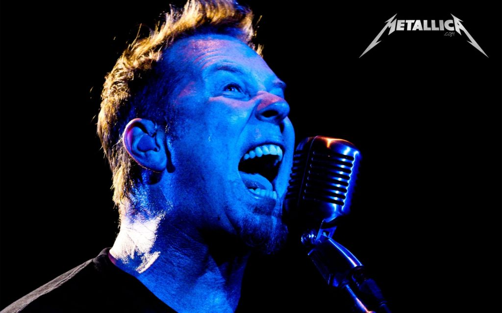Metallica Widescreen Wallpaper