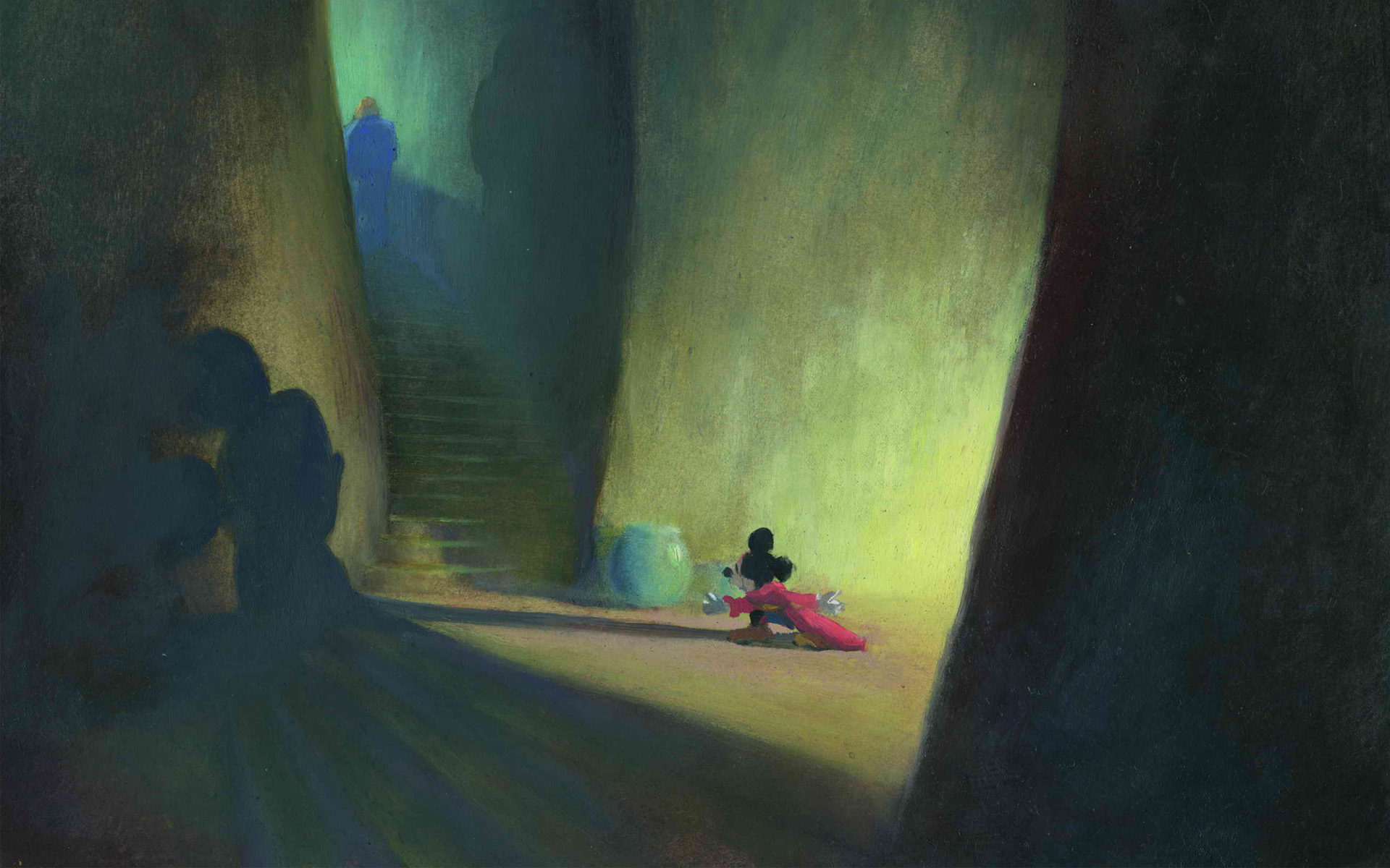 widescreen wallpapers of mickey - photo #8