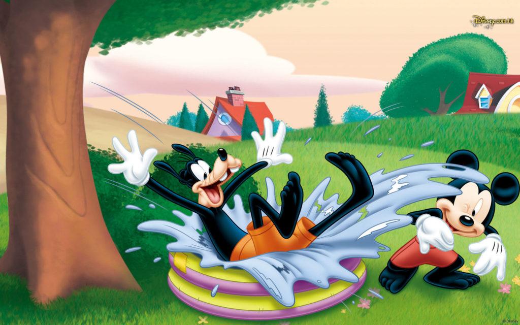 Mickey Mouse Widescreen Wallpaper