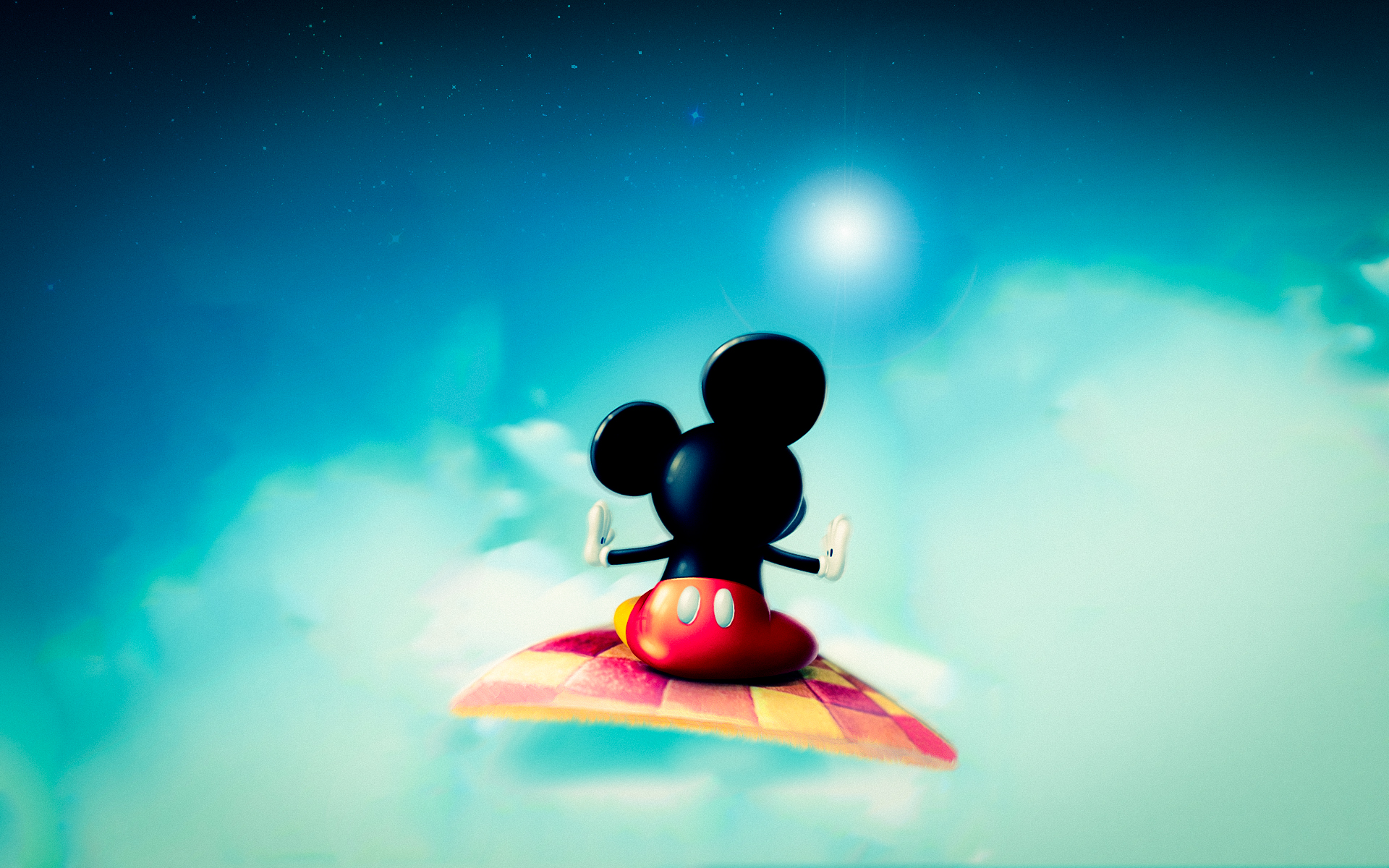 widescreen wallpapers of mickey - photo #2