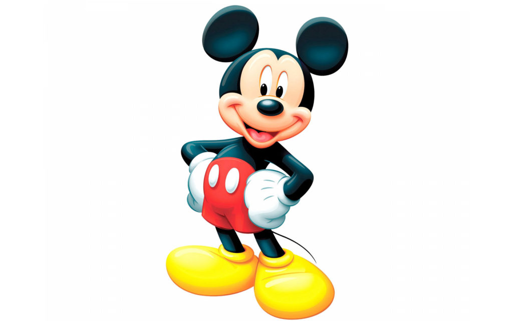 Mickey Mouse Widescreen Wallpaper