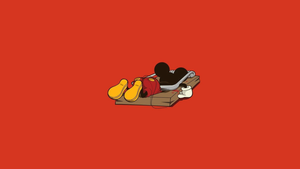 Mickey Mouse Full HD Wallpaper