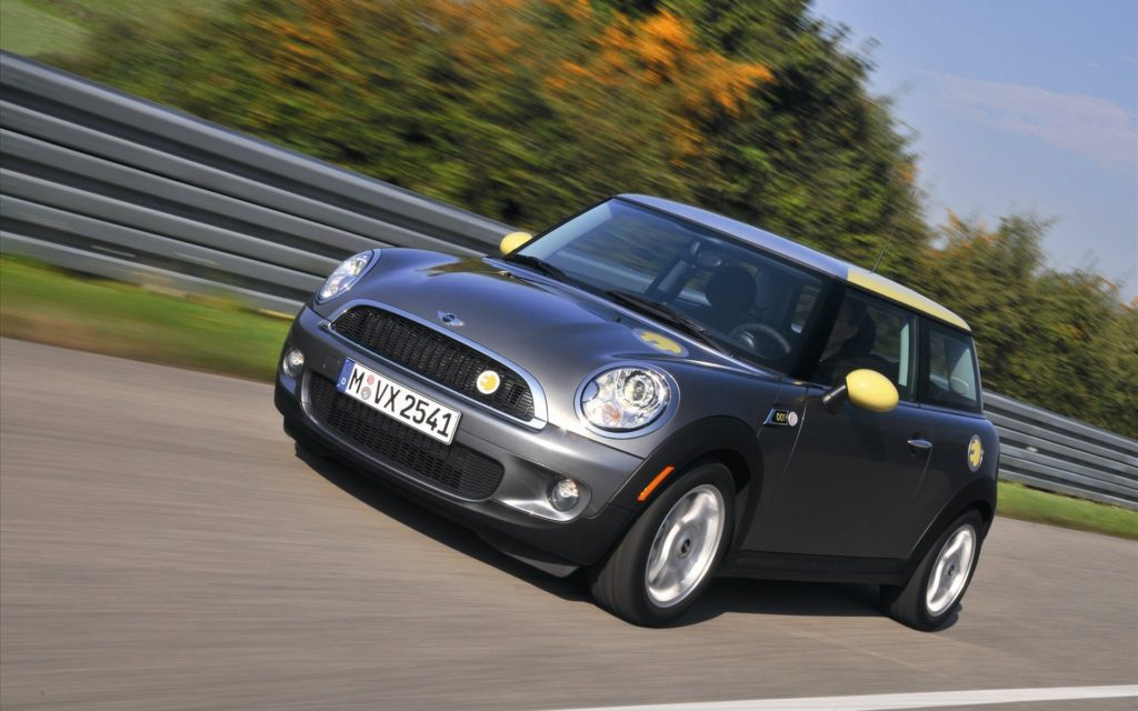 Mini Cooper Widescreen Wallpaper