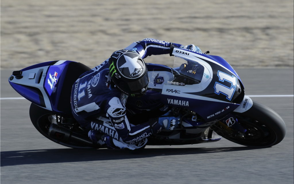 Motorcycle Racing Widescreen Wallpaper