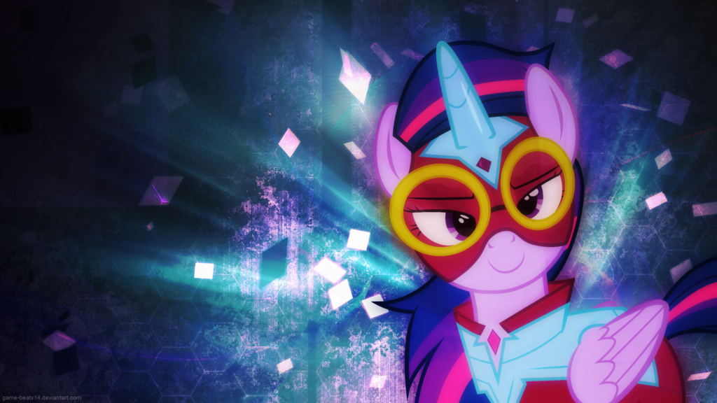 My Little Pony: Friendship Is Magic Wallpaper