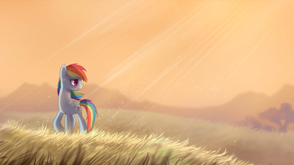 My Little Pony: Friendship Is Magic Full HD Wallpaper