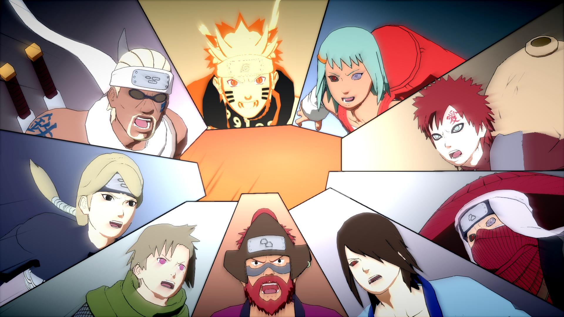 Naruto Shippuden: Ultimate Ninja Storm 4 Backgrounds, Pictures, Images