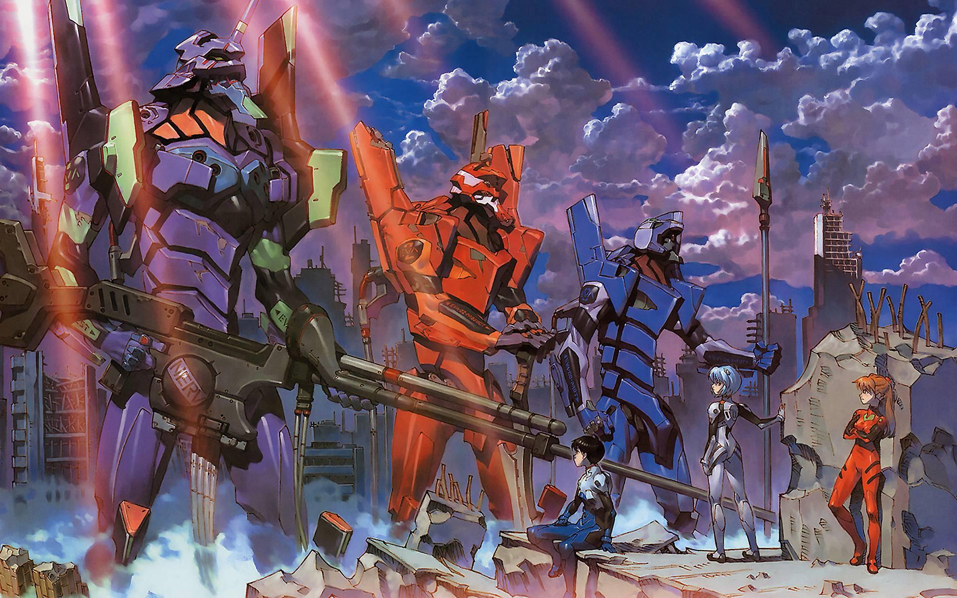 Neon Genesis Evangelion Wallpapers, Pictures, Images