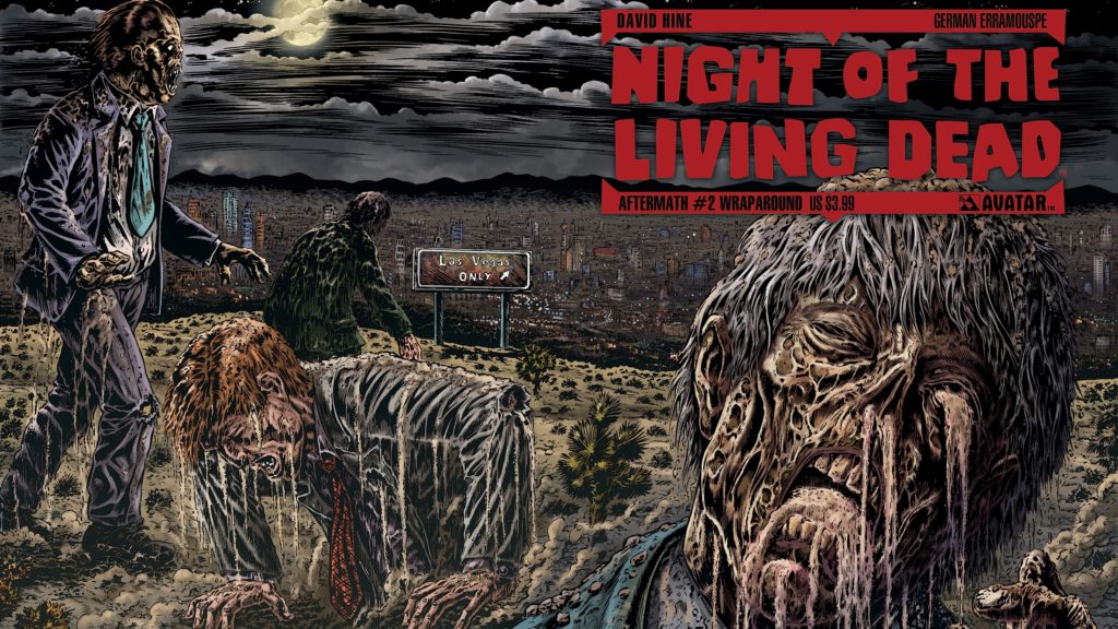 Night Of The Living Dead Wallpaper