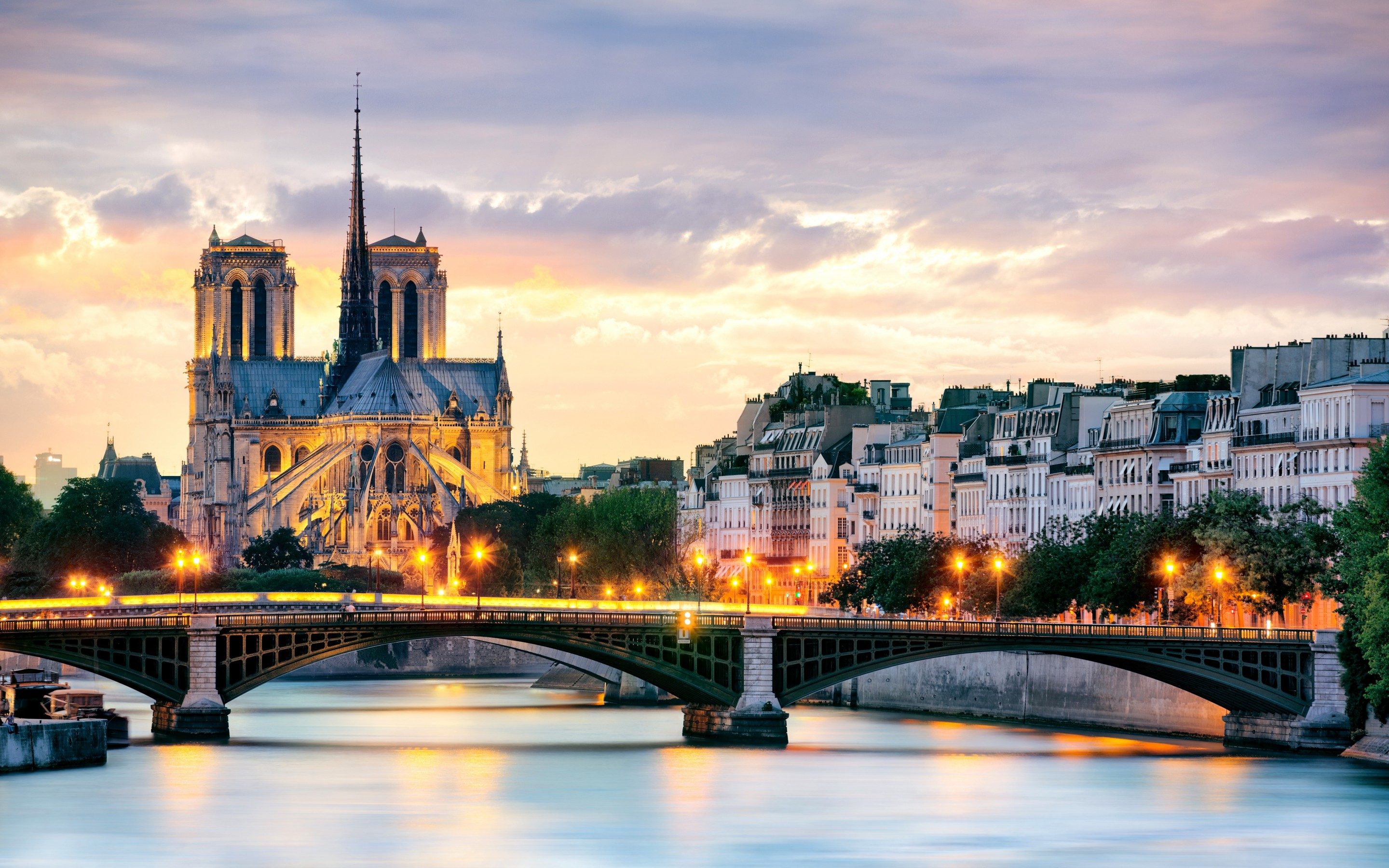 Notre Dame De Paris Wallpapers Pictures Images