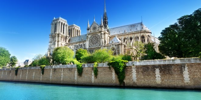Notre Dame De Paris Wallpapers