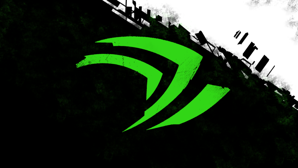 Nvidia Full HD Background