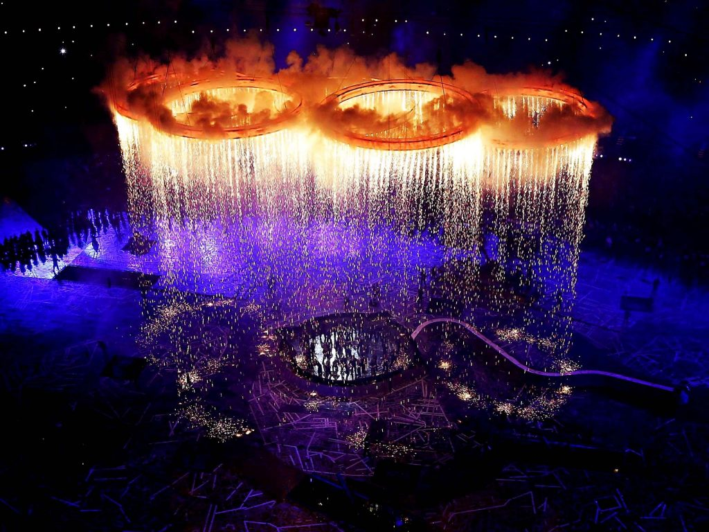 Olympic Games Wallpaper
